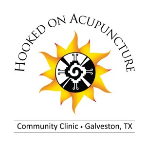Hooked on Acupuncture logo