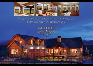 Al Lopez Signature Homes 2009 ad