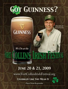 FCIF 2009 Guinness ad