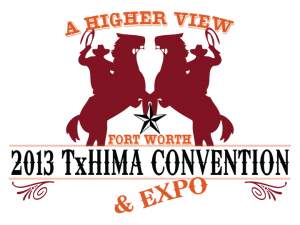 TXHIMA 2013 Convention T-shirt design