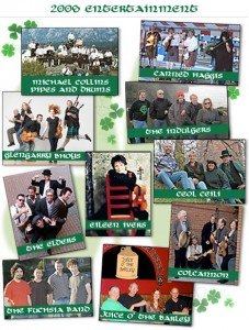 Fort Collins Irish Festival 2008 collage