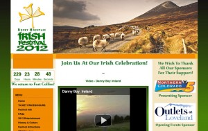 Rocky Mountain Irish Festival