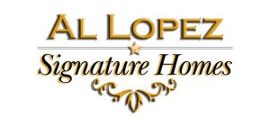 Al Lopez Signature Homes logo