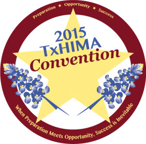 2015 TXHIMA convention logo