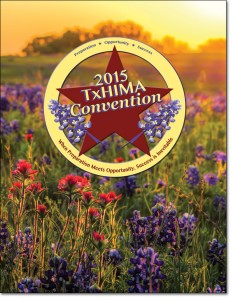 2015 TXHIMA program book