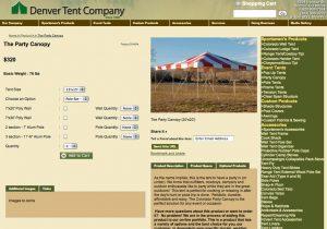 DT website product details