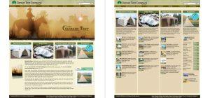 Denver Tent 2013 website