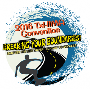 2016 TXHIMA convention logo