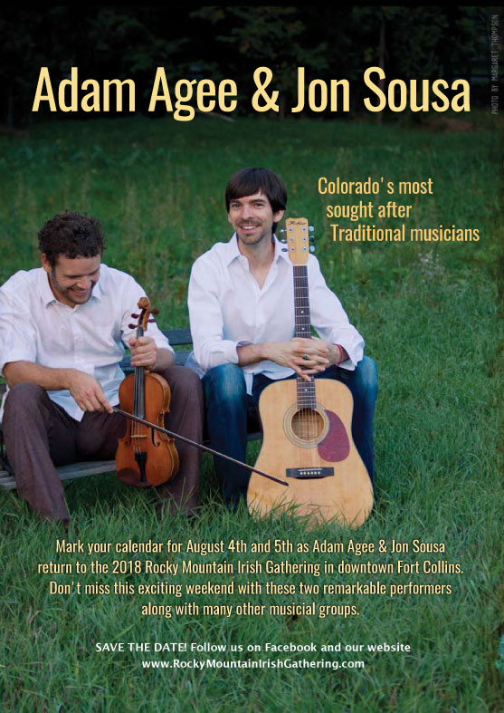 Adam Agee & Jon Sousa Poster