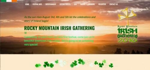 Rocky Mountain Irish Gathering