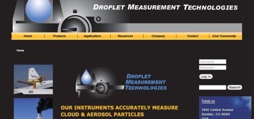Droplet Measurement Technologies