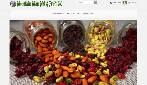 Mountain Man Nut & Fruit